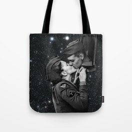 Star Crossed Lovers Tote Bag
