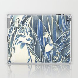 Fox By Moonlight Laptop & iPad Skin