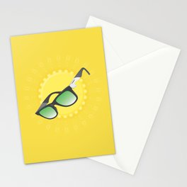 An ultimate summer gadget Stationery Cards
