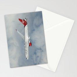 Virgin Dreamliner Stationery Cards
