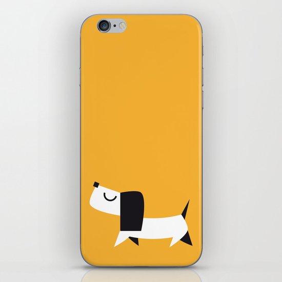 Yelow Dog iPhone & iPod Skin