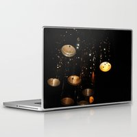 chandelier Laptop & iPad Skins featuring Chandelier by Inaereaedificare