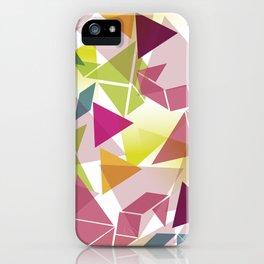 Tangram iPhone Case