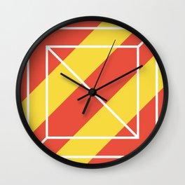 The Box Wall Clock
