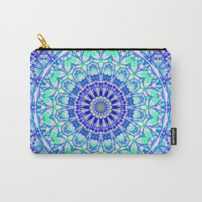 Tribal Mandala G389 Carry-All Pouch