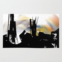 city eclypse Rug