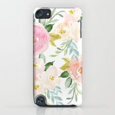 Floral 02 iPod touch Slim Case