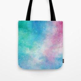 Fae Galaxy Tote Bag