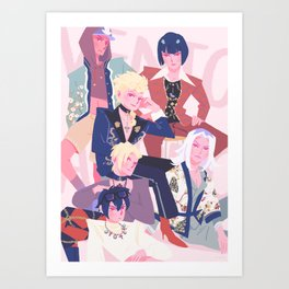 Buccellati Fashion Mafia Art Print