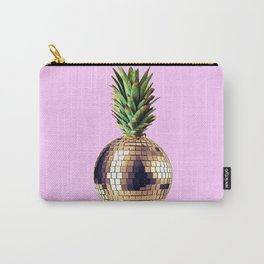 Ananas party (pineapple) Pink version Carry-All Pouch