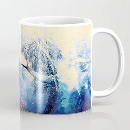 Once Upon A Time - Fire vs. Ice Coffee Mug