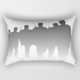 Deployment Rectangular Pillow
