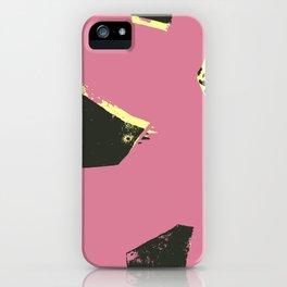 Jumbled iPhone Case