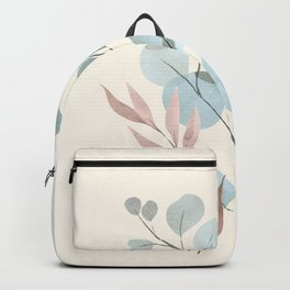 Verdant Branches 01 Backpack