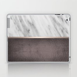 Manly Carrara Italian Marble Laptop & iPad Skin