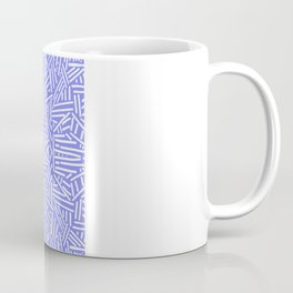 Radiate (Periwinkle) Coffee Mug