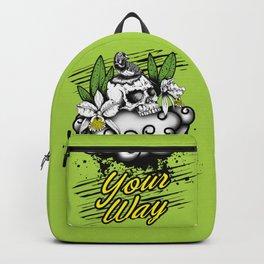 Nido de Ave Curio Backpack