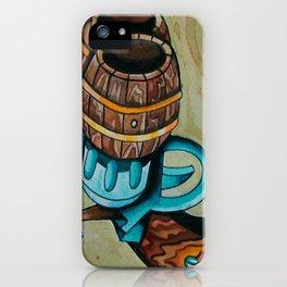 Double Barrel iPhone Case