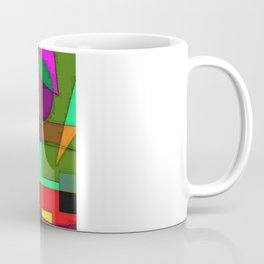 Abstract 4b Coffee Mug