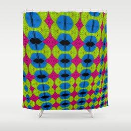 Colorandblack serie 115 Shower Curtain