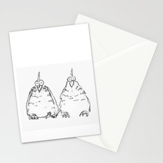 Two Speckled Hens Stationery Cards