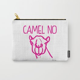 Camel No Carry-All Pouch