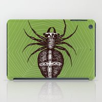 spider iPad Cases featuring Spider by Bwiselizzy