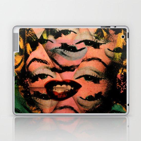 Monroe Laptop & iPad Skin