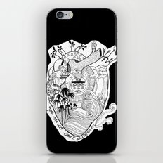 YOU are so last summer iPhone & iPod Skin