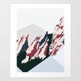 Chatauqua Park II Art Print