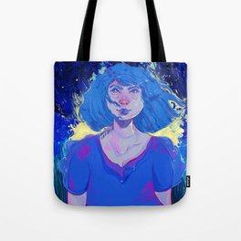 I'm blue. Tote Bag