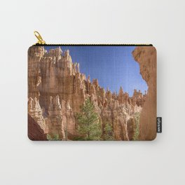 Hoodoos in the Canyon Carry-All Pouch