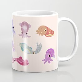 Squids Coffee Mug
