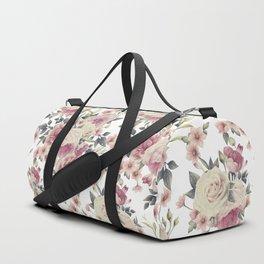 FLORAL PATTERN 5 Duffle Bag