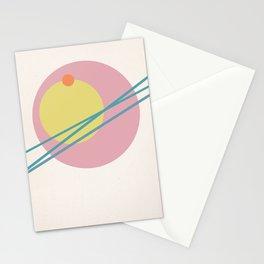 Juxtapose II Stationery Cards
