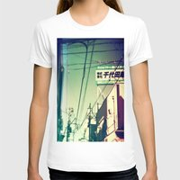 tokyo T-shirts featuring TOKYO by lizbee