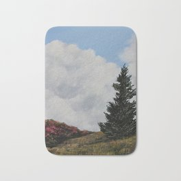 Rhododendrons at Roan Mountain Bath Mat