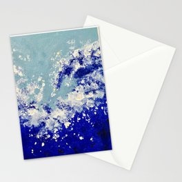 Crashing Inward Stationery Cards