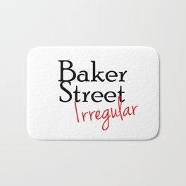 Baker Street Irregular Bath Mat
