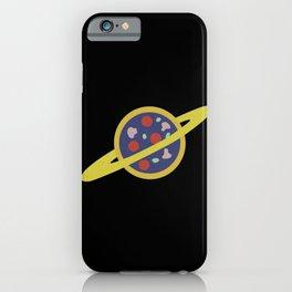 pizza planet iPhone Case