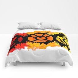 Lantern Corps Abstract Comforters