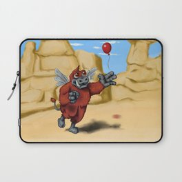 Monster of the Week: Winged Boar Demon Laptop Sleeve