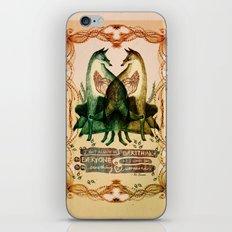Something iPhone & iPod Skin