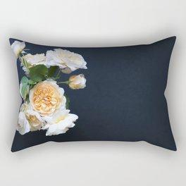English roses Still life Rectangular Pillow