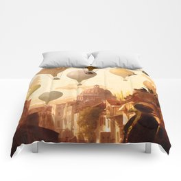 Voyage to the Unkown Comforters