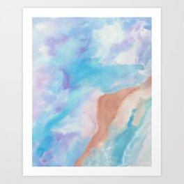 A 0 11 Art Print