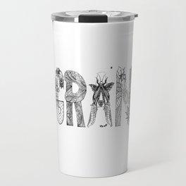 Fragrant Decay Travel Mug