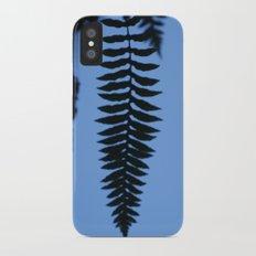 Ferns iPhone X Slim Case