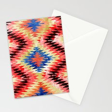 Painted Navajo Suns Stationery Cards