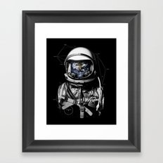 The Program Framed Art Print